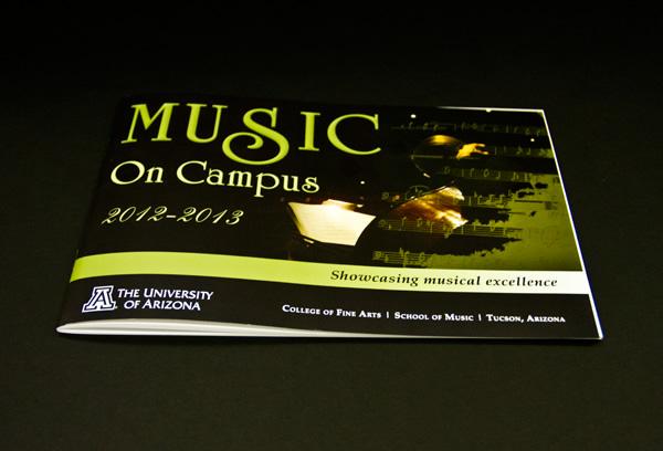 music on campus