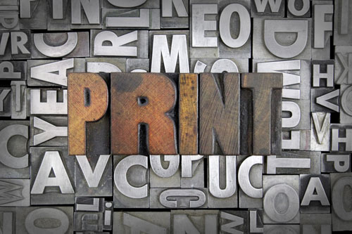 The Print Industry isn't Dead, It's Alive & Well