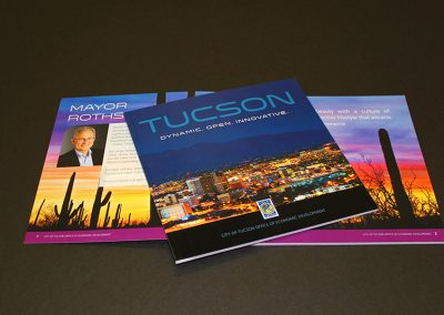 City of Tucson Economic Initiatives