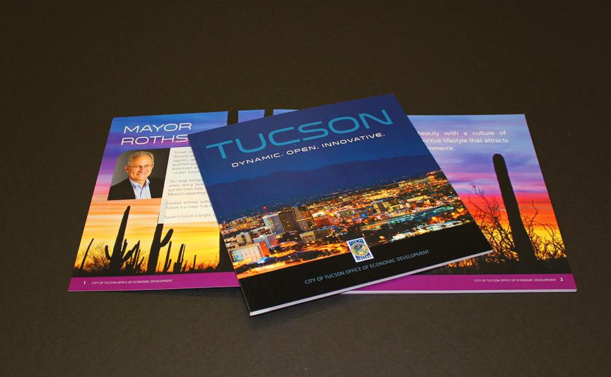City of Tucson Economic Initiatives Book 2014