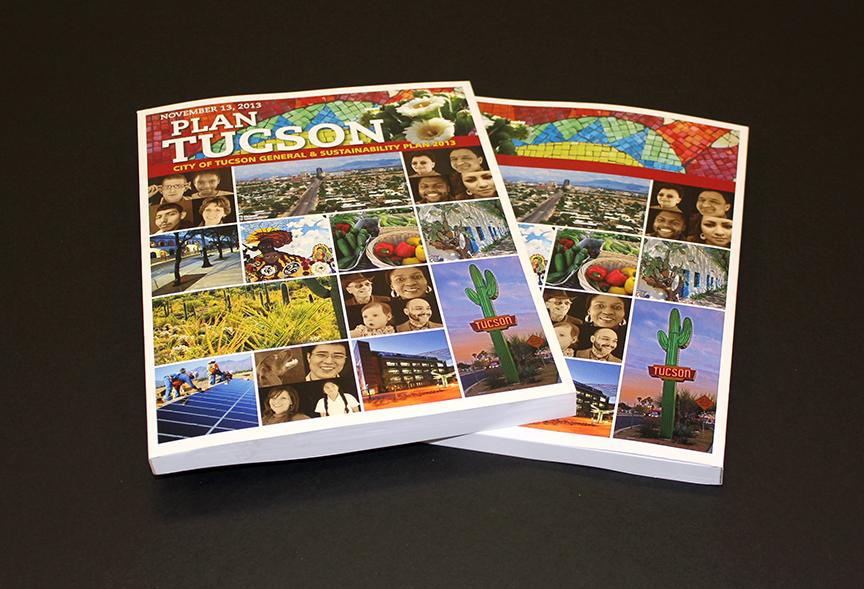 City of Tucson Plan Tucson Book