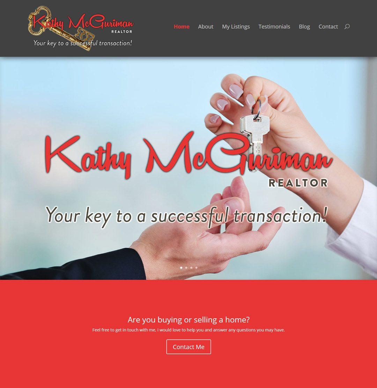 Kathy McGuriman Website