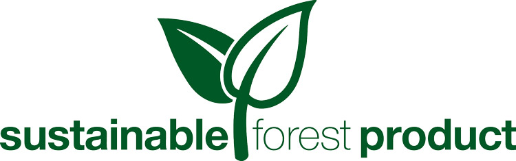 Sustainable Forest Product Logo