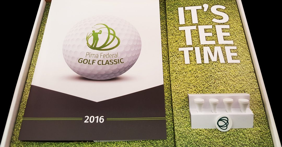Pima Federal Credit Union – Golf Classic 2016 Promotional Box Set