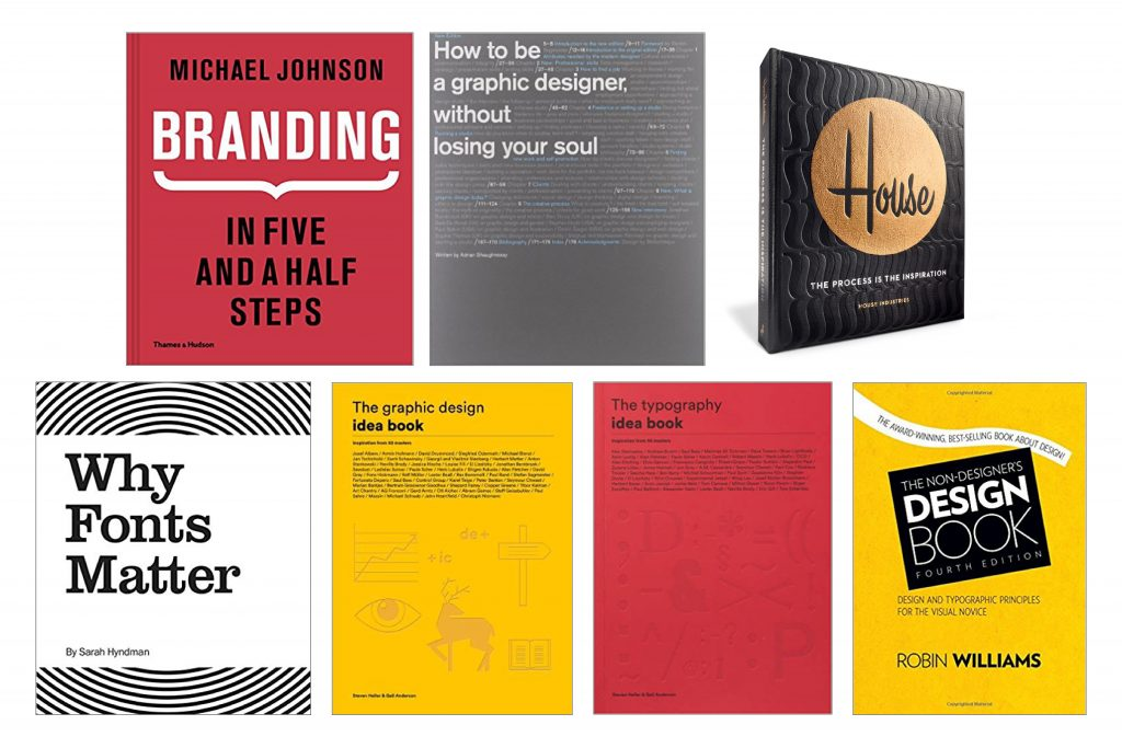 summer reading list graphic design books