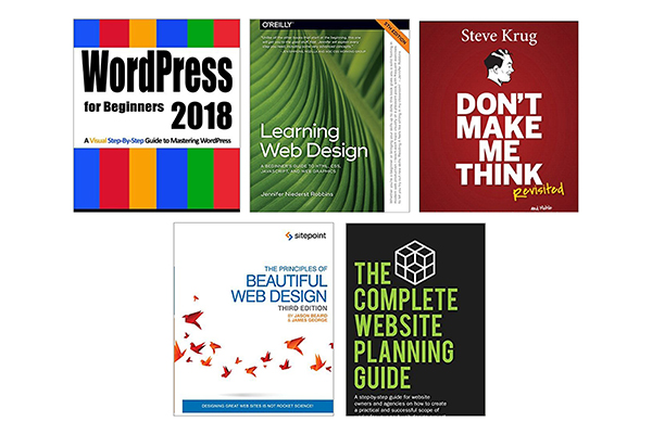 summer reading list web design books