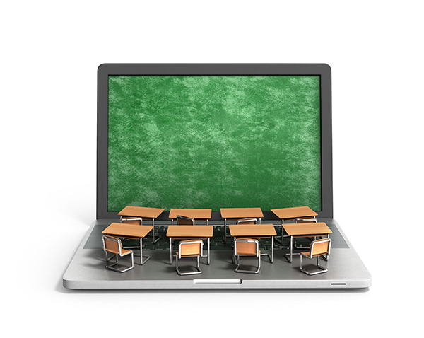 School's back in session: How to continue your marketing and design education online