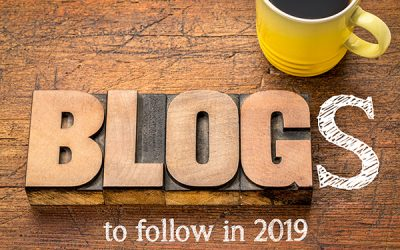 Blogs to follow in 2019