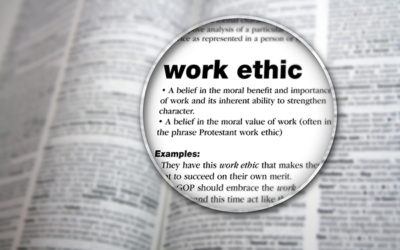 5 keys to a strong work ethic