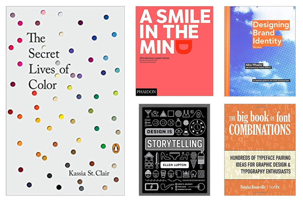 summer reading list graphic design books 2019 covers