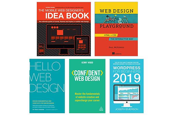 Summer reading list 2019: Web design books