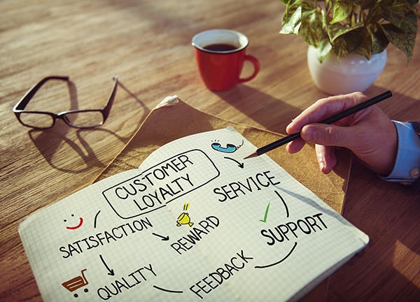 It takes time, effort to build customer loyalty