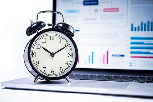 Take time to make time on the job