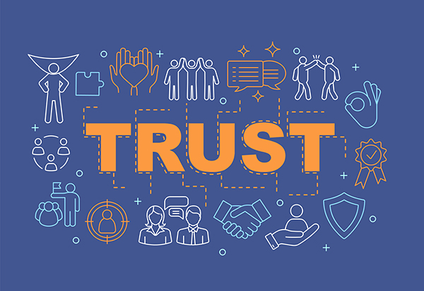 Four pillars of building trust as a small business