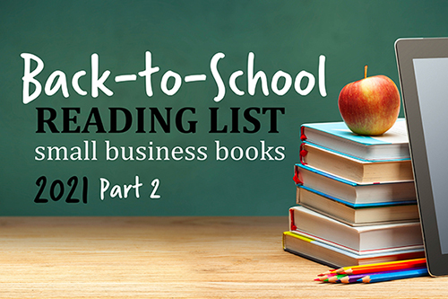 Small business owners can think big after reading these books